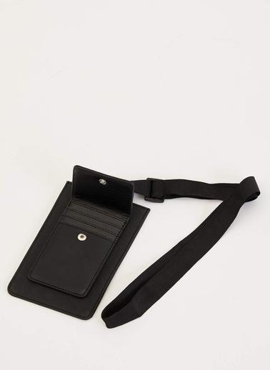 DeFacto Telefonluk Siyah
